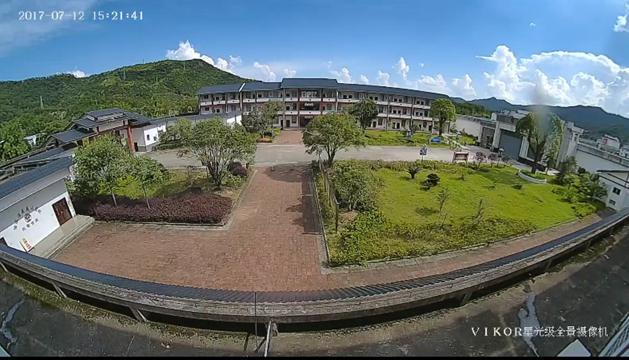 华安泰VIKOR星光级全景摄像机监控效果