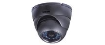 红外防暴半球摄像机常见故障及解决办法