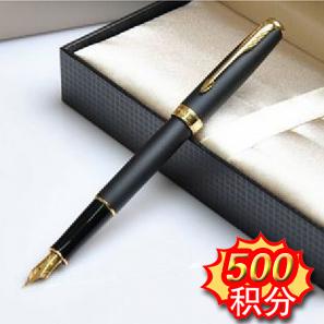 精装商务签字笔钢笔