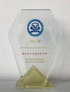 2017年标准化十佳安防企业奖