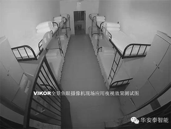 湖北建始县看守所拘留所监控项目