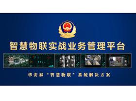 华安泰实战业务管理平台解决方案