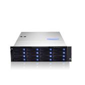 24盘位光纤存储FC-SAN阵列系统
