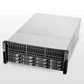 36盘位高清综合管理存储平台RAID